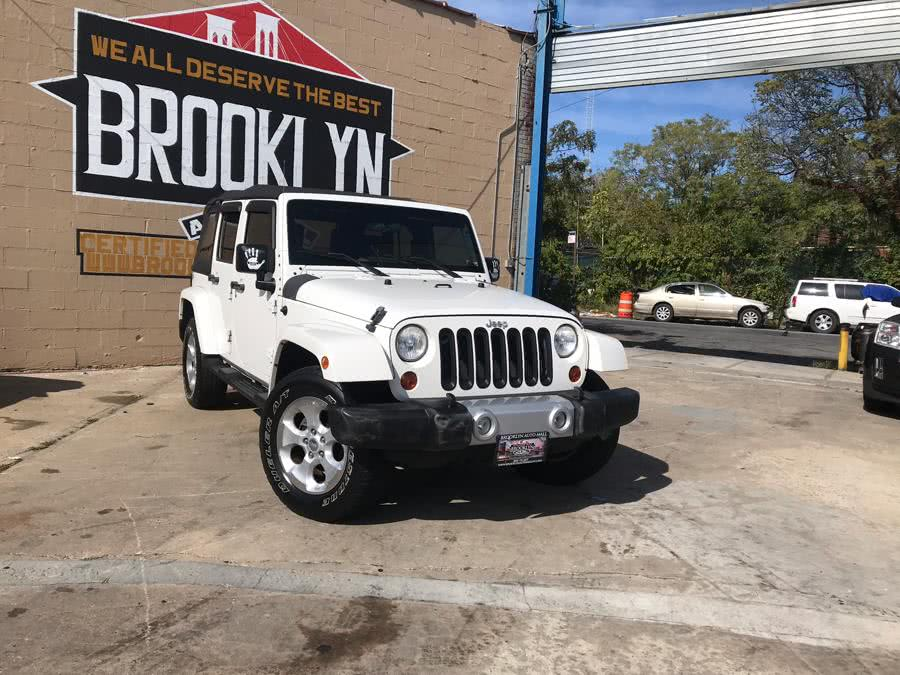 Used 2010 Jeep Wrangler Unlimited in Brooklyn, New York | Brooklyn Auto Mall LLC. Brooklyn, New York