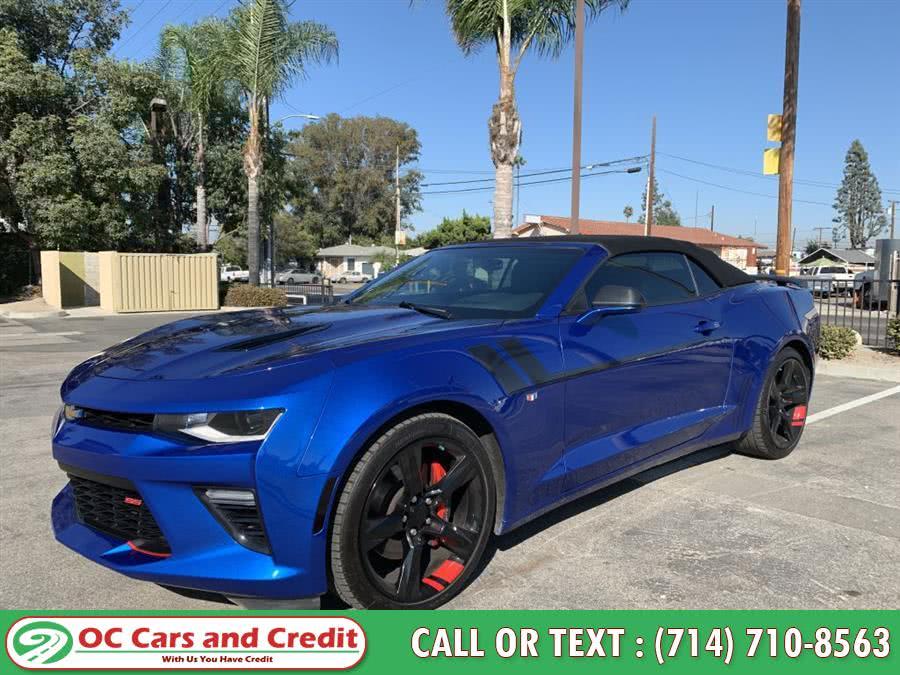 Used 2016 Chevrolet Camaro in Garden Grove, California   OC Cars and Credit. Garden Grove, California
