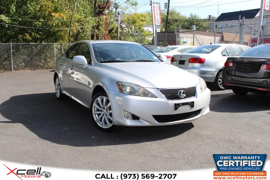 Used 2006 Lexus IS 250 AWD in Paterson, New Jersey | Xcell Motors LLC. Paterson, New Jersey