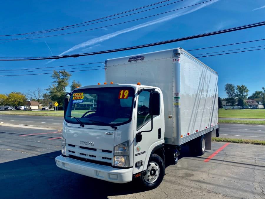 Used 2019 Isuzu Npr Hd in Burlington, New Jersey | Aladdin Truck Sales. Burlington, New Jersey