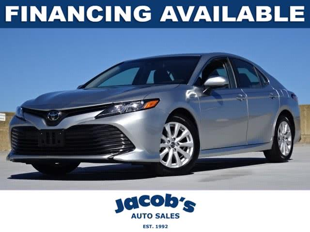 Used 2018 Toyota Camry in Newton, Massachusetts | Jacob Auto Sales. Newton, Massachusetts