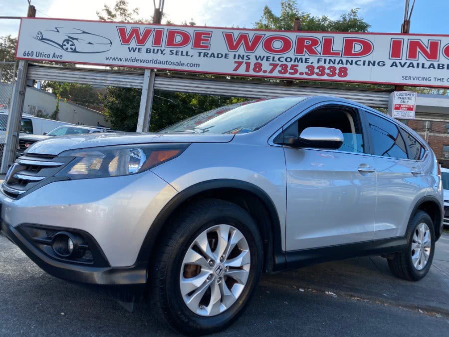 Used 2013 Honda CR-V in Brooklyn, New York | Wide World Inc. Brooklyn, New York