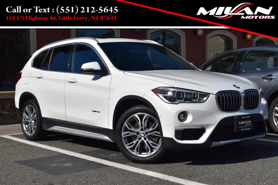 Used BMW X1 AWD 4dr xDrive28i 2016 | Milan Motors. Little Ferry , New Jersey