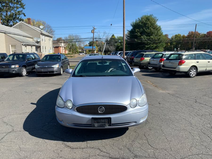 Used Buick LaCrosse 4dr Sdn CX 2005 | CT Car Co LLC. East Windsor, Connecticut