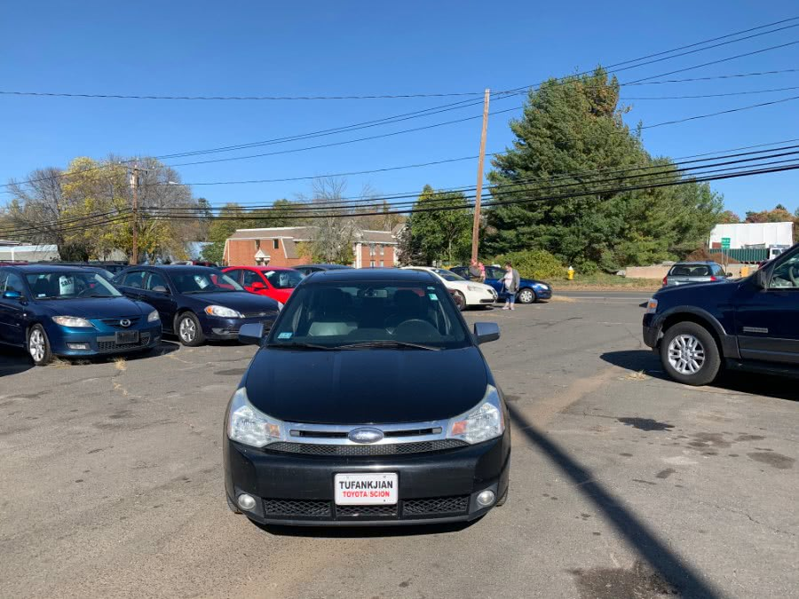 Used Ford Focus 4dr Sdn SEL 2010 | CT Car Co LLC. East Windsor, Connecticut
