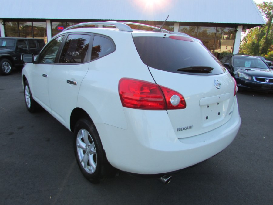 Used Nissan Rogue AWD 4dr S 2010   United Auto Sales of E Windsor, Inc. East Windsor, Connecticut