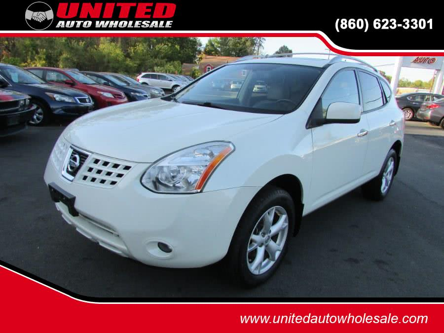 Used 2010 Nissan Rogue in East Windsor, Connecticut | United Auto Sales of E Windsor, Inc. East Windsor, Connecticut