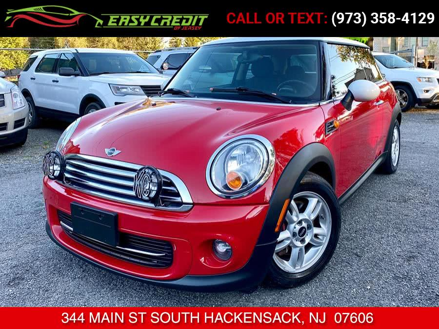 Used MINI Cooper Hardtop 2dr Cpe 2013 | Easy Credit of Jersey. South Hackensack, New Jersey