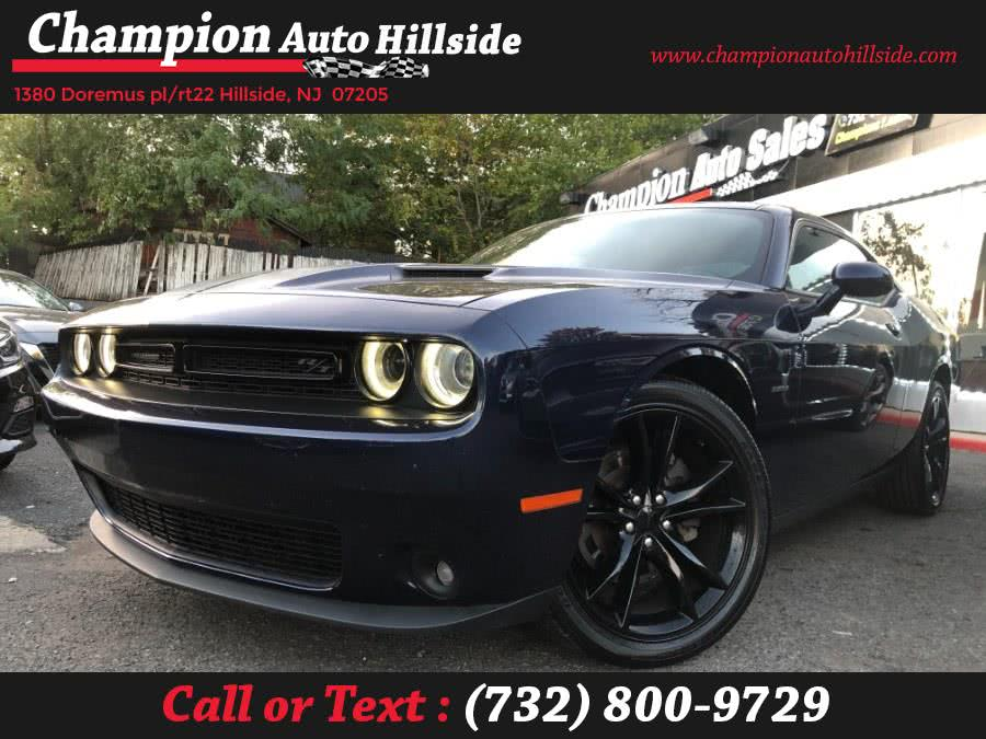 Used 2016 Dodge Challenger in Hillside, New Jersey | Champion Auto Sales. Hillside, New Jersey