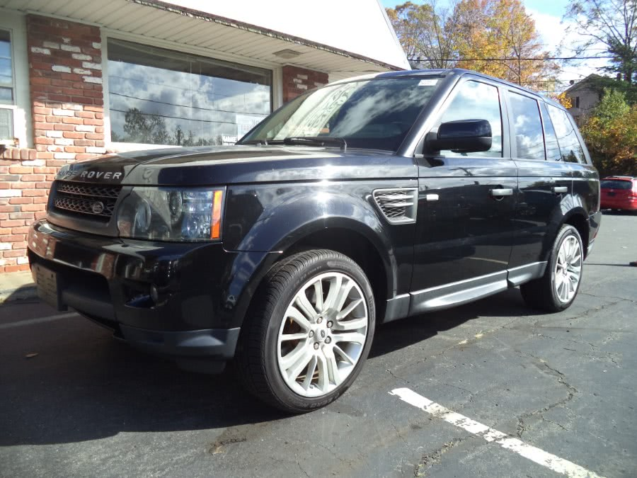 Used 2010 Land Rover Range Rover Sport in Naugatuck, Connecticut | Riverside Motorcars, LLC. Naugatuck, Connecticut
