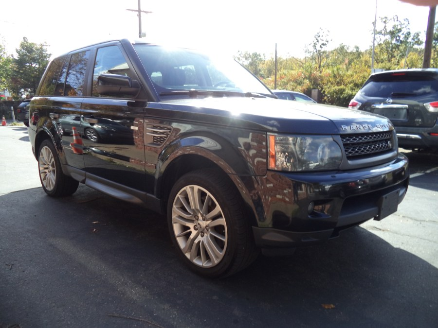 Used Land Rover Range Rover Sport 4WD 4dr HSE LUX 2010   Riverside Motorcars, LLC. Naugatuck, Connecticut