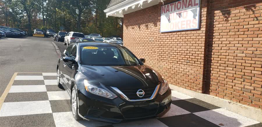 Used 2017 Nissan Altima in Waterbury, Connecticut | National Auto Brokers, Inc.. Waterbury, Connecticut