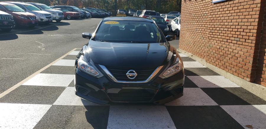 Used Nissan Altima 2.5 S Sedan 2017 | National Auto Brokers, Inc.. Waterbury, Connecticut