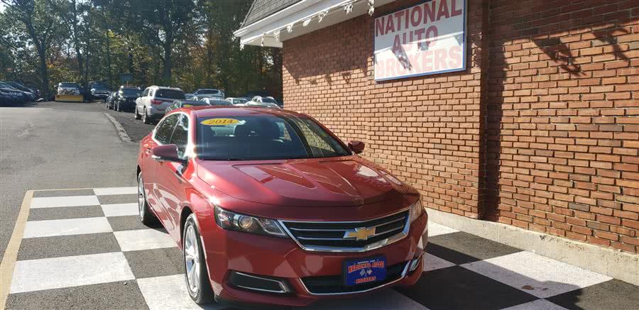 Used 2014 Chevrolet Impala in Waterbury, Connecticut | National Auto Brokers, Inc.. Waterbury, Connecticut