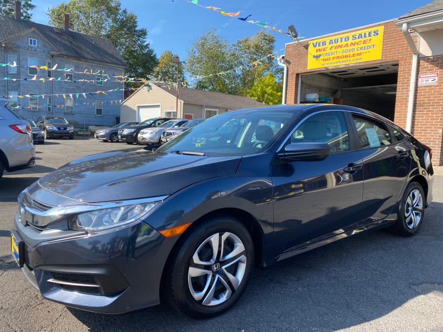 Used 2017 Honda Civic Sedan in Hartford, Connecticut | VEB Auto Sales. Hartford, Connecticut