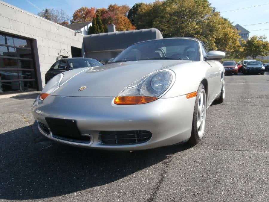 Used 2001 Porsche Boxster in Waterbury, Connecticut | Jim Juliani Motors. Waterbury, Connecticut
