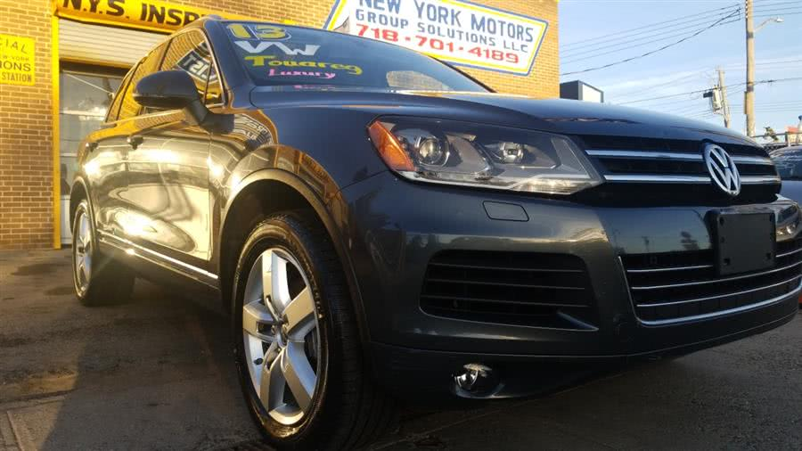 Used 2013 Volkswagen Touareg in Bronx, New York | New York Motors Group Solutions LLC. Bronx, New York