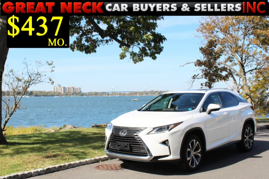 Used 2017 Lexus RX 350 in Great Neck, New York