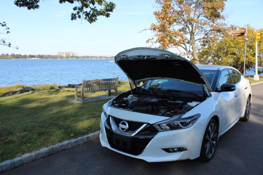 2016 Nissan Maxima 4dr Sdn 3.5 SR, available for sale in Great Neck, NY