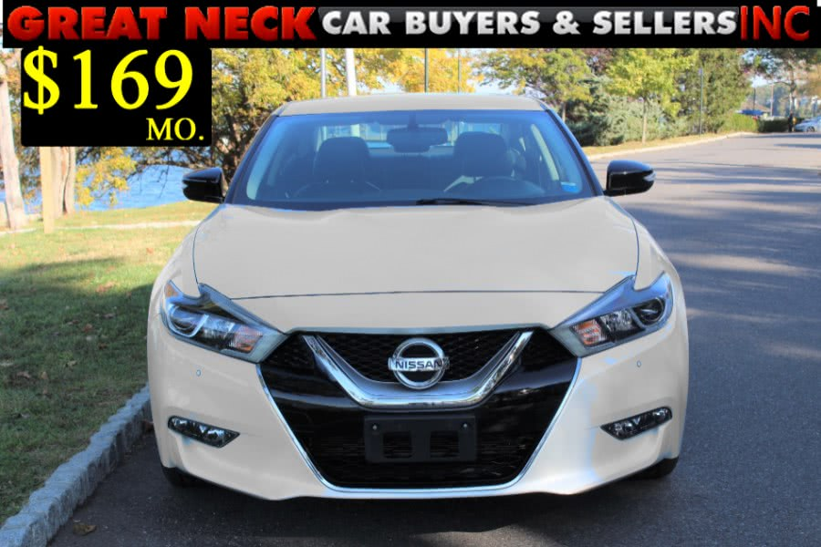 Used 2016 Nissan Maxima in Great Neck, New York