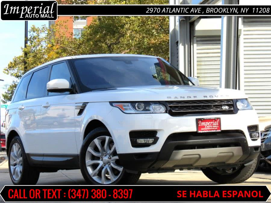 Used Land Rover Range Rover Sport 4WD 4dr V6 Diesel SE 2016 | Imperial Auto Mall. Brooklyn, New York