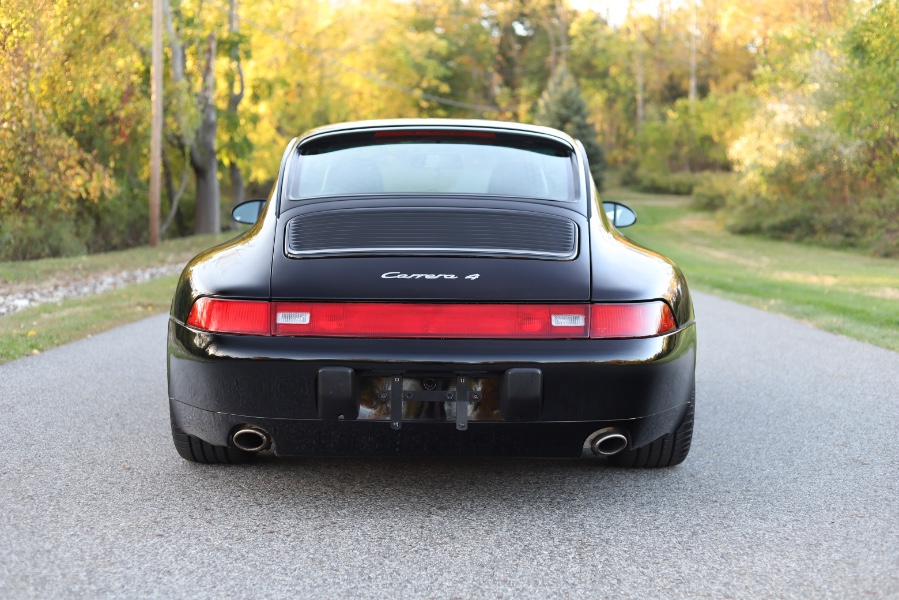 Used Porsche 911 Carrera Carrera 4 1995 | Meccanic Shop North Inc. North Salem, New York