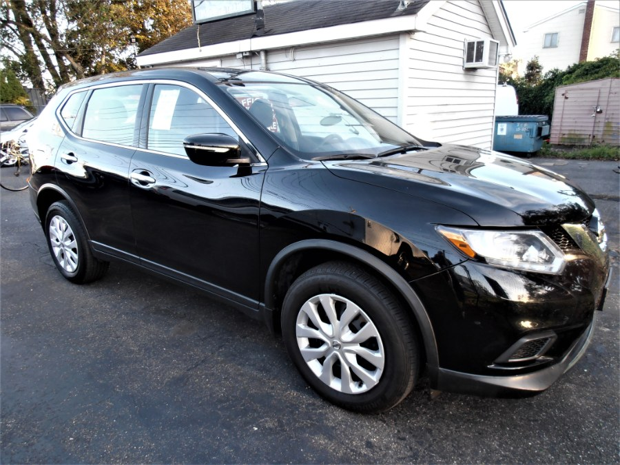 Used Nissan Rogue AWD 4dr SV 2015 | Warwick Auto Sales Inc. COPIAGUE, New York