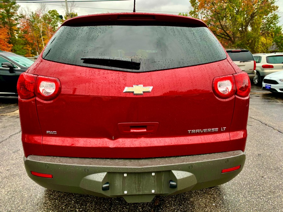 Used Chevrolet Traverse LT W/1LT 2012 | Second Street Auto Sales Inc. Manchester, New Hampshire