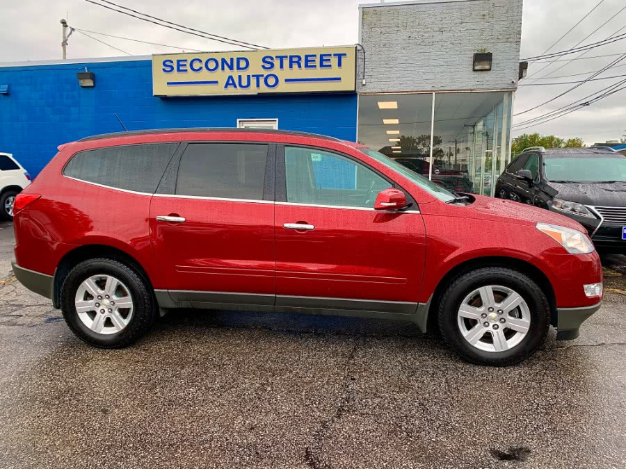 Used 2012 Chevrolet Traverse in Manchester, New Hampshire | Second Street Auto Sales Inc. Manchester, New Hampshire