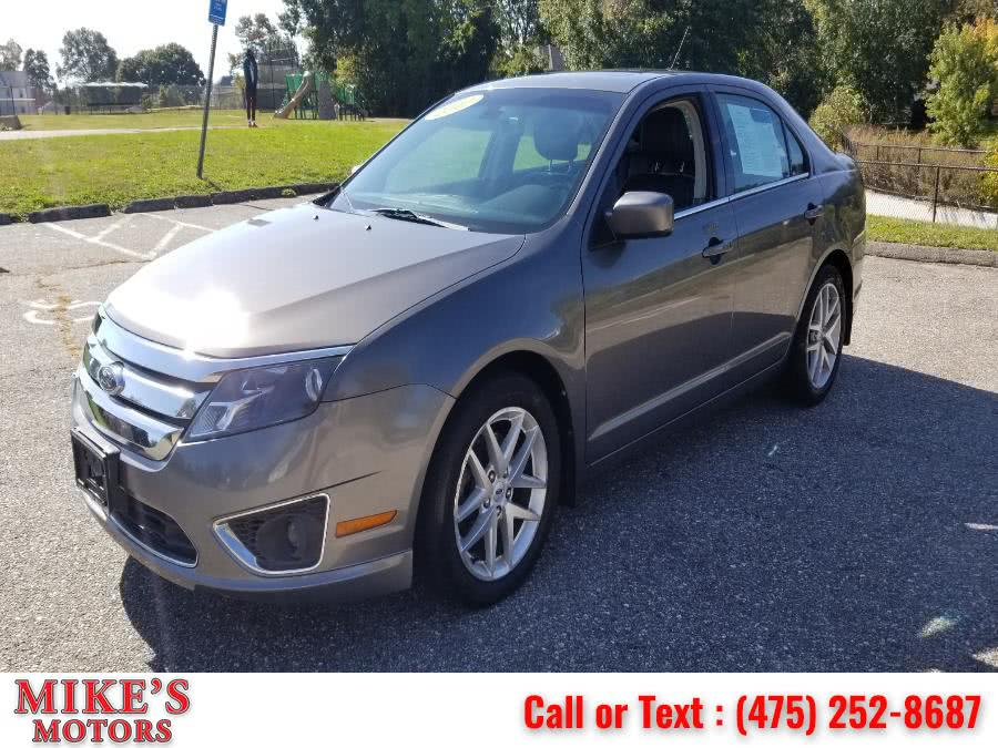 Used Ford Fusion 4dr Sdn SEL FWD 2012 | Mike's Motors LLC. Stratford, Connecticut