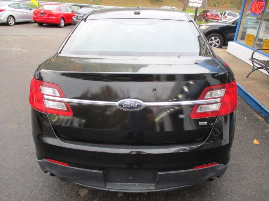 Used Ford Sedan Police Interceptor 4dr Sdn AWD 2015 | Cos Central Auto. Meriden, Connecticut