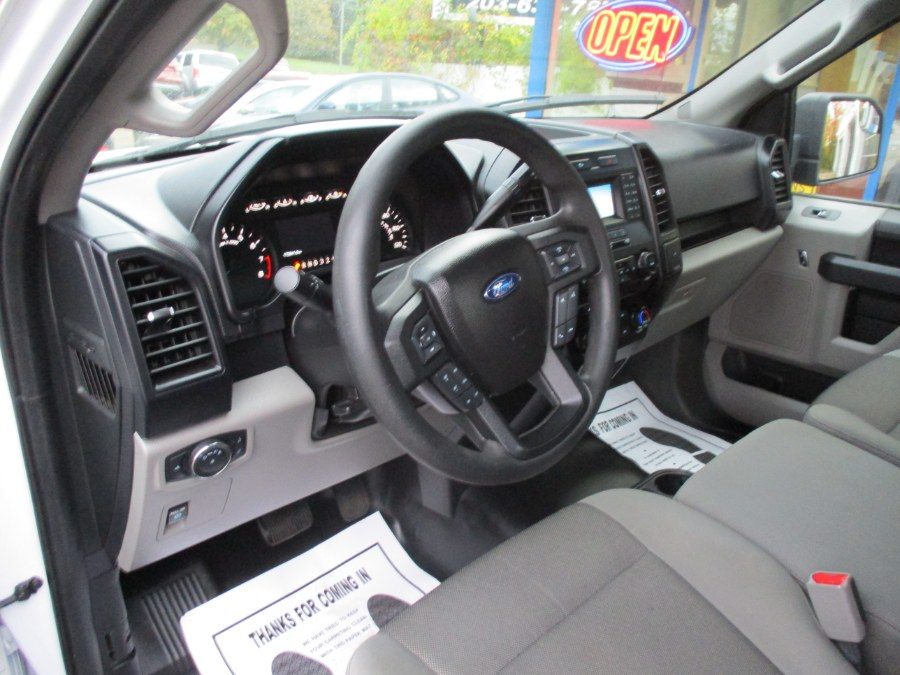 Used Ford F-150 XL 2WD 2016 | Cos Central Auto. Meriden, Connecticut