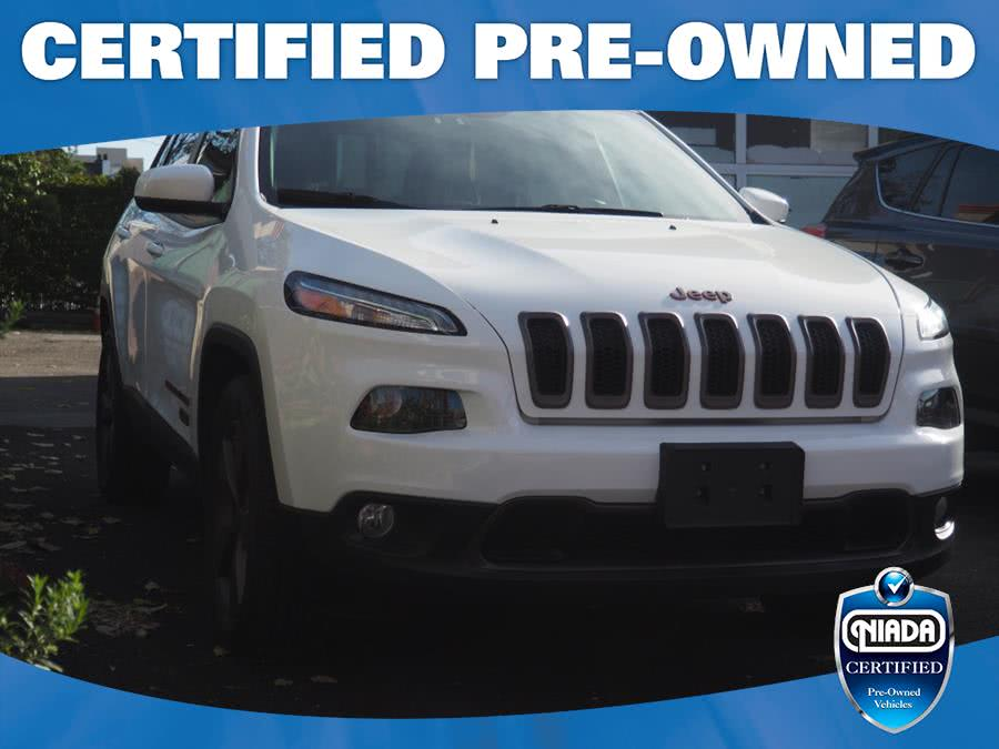 Used 2017 Jeep Cherokee in Jackson Heights, New York | Connection Auto Sales Inc.. Jackson Heights, New York
