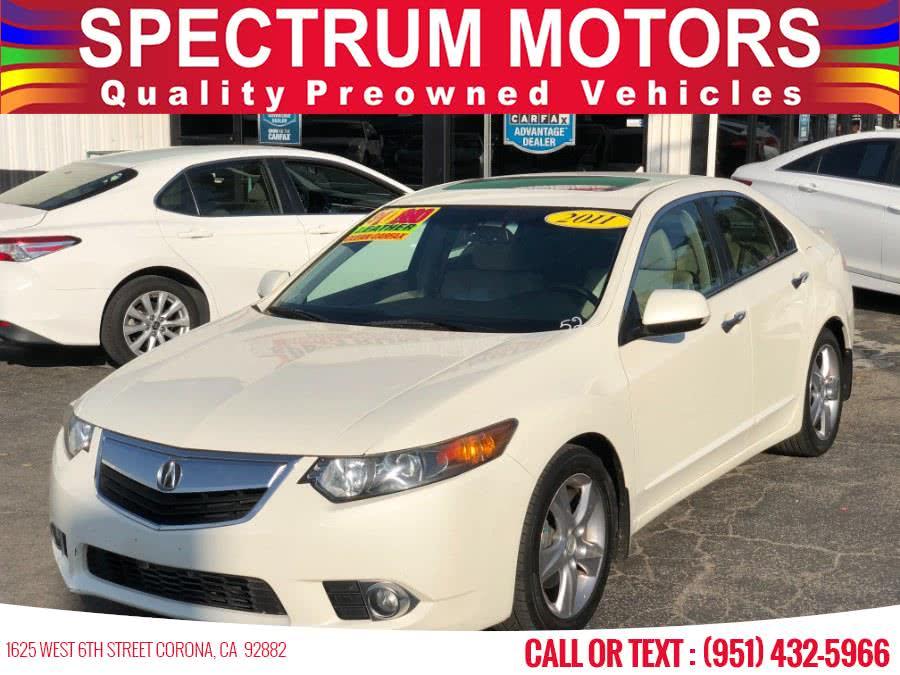 Used 2011 Acura TSX in Corona, California | Spectrum Motors. Corona, California