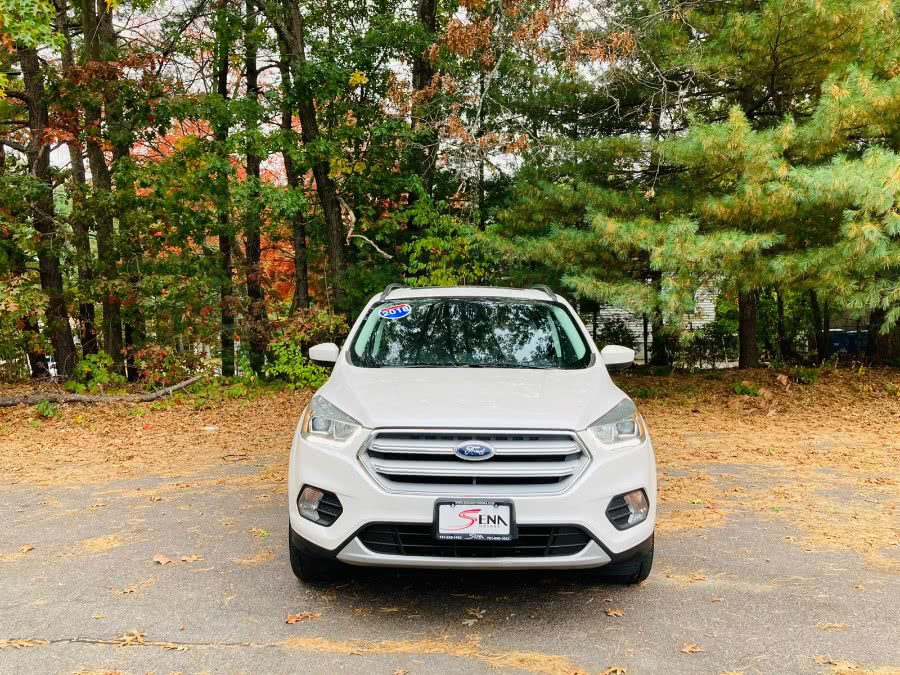 Used Ford Escape SEL 4WD 2018 | Sena Motors Inc. Revere, Massachusetts