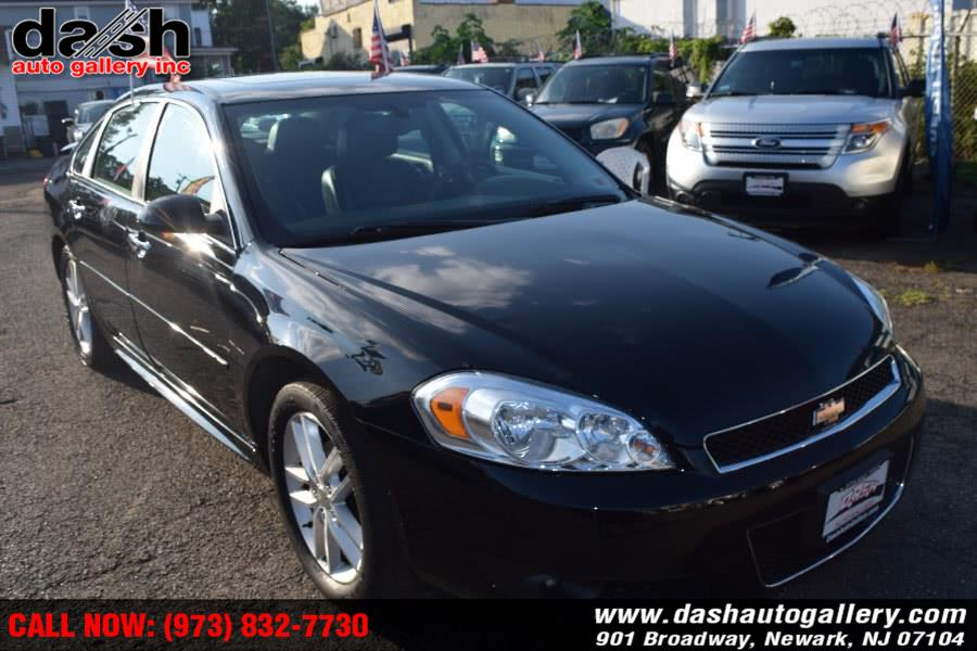 Used Chevrolet Impala Limited 4dr Sdn LTZ Fleet 2015 | Dash Auto Gallery Inc.. Newark, New Jersey