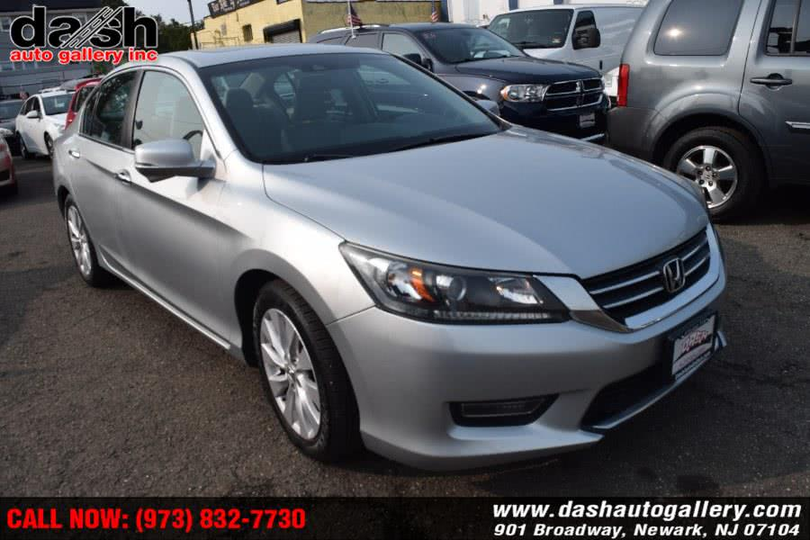 Used Honda Accord Sdn 4dr I4 CVT EX-L 2013 | Dash Auto Gallery Inc.. Newark, New Jersey