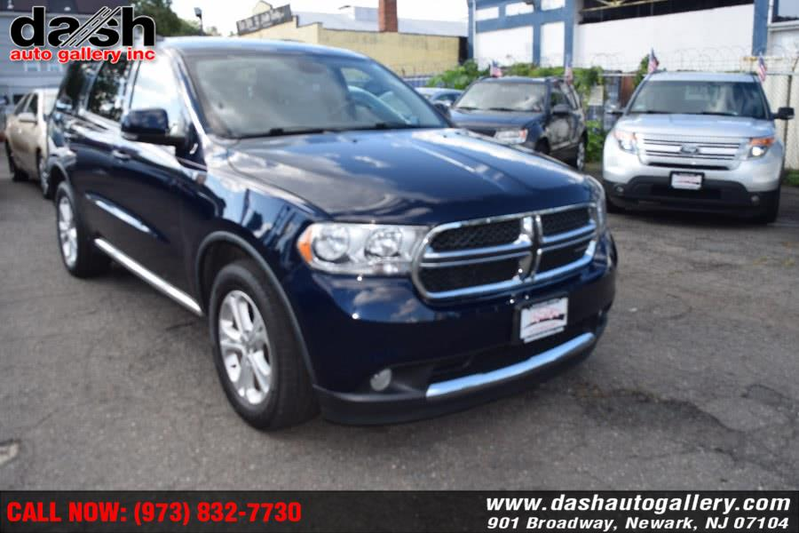 Used Dodge Durango AWD 4dr Crew 2012 | Dash Auto Gallery Inc.. Newark, New Jersey