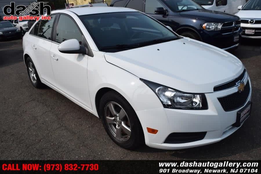 Used Chevrolet Cruze 4dr Sdn Auto 1LT 2014 | Dash Auto Gallery Inc.. Newark, New Jersey