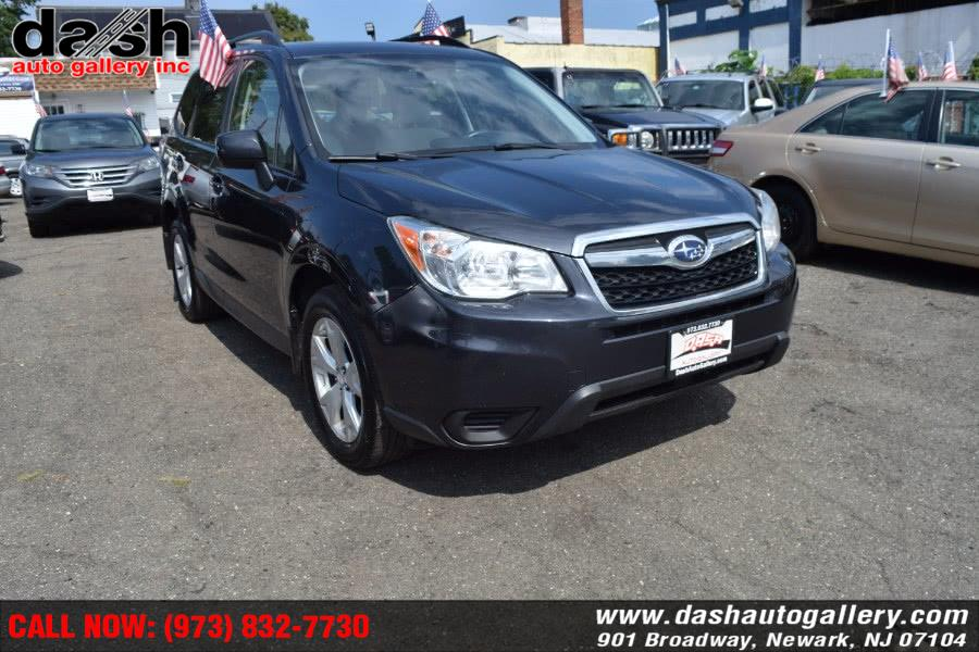 Used 2015 Subaru Forester in Newark, New Jersey | Dash Auto Gallery Inc.. Newark, New Jersey