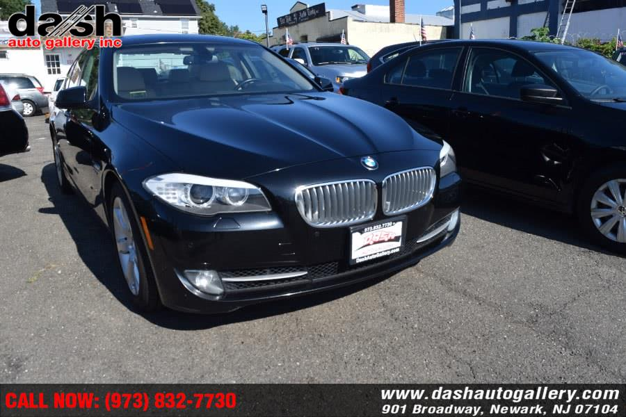 Used BMW 5 Series 4dr Sdn 550i xDrive AWD 2011 | Dash Auto Gallery Inc.. Newark, New Jersey