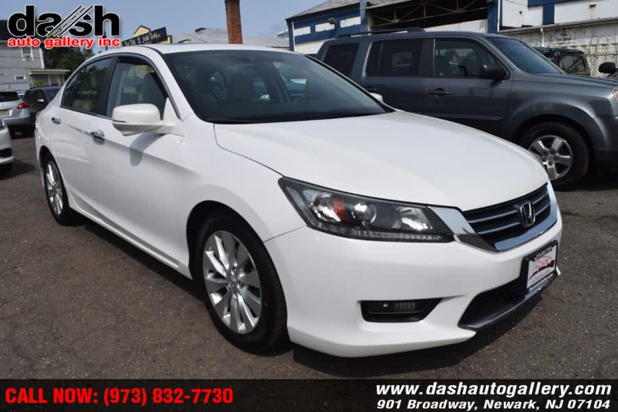 Used Honda Accord Sedan 4dr I4 CVT EX-L 2014 | Dash Auto Gallery Inc.. Newark, New Jersey