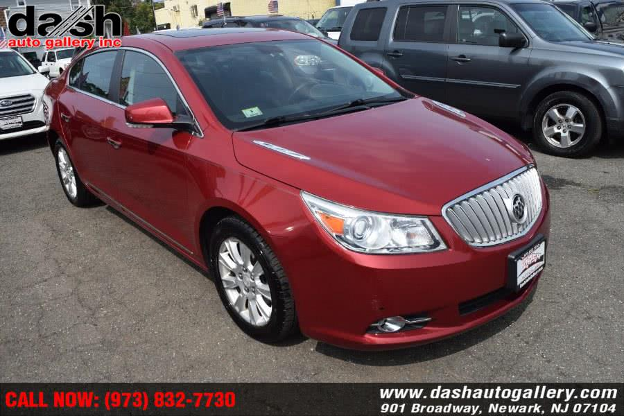 Used 2012 Buick LaCrosse in Newark, New Jersey | Dash Auto Gallery Inc.. Newark, New Jersey