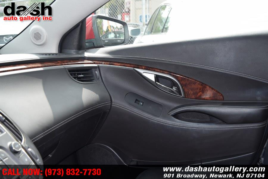 Used Buick LaCrosse 4dr Sdn Premium 1 FWD 2012 | Dash Auto Gallery Inc.. Newark, New Jersey