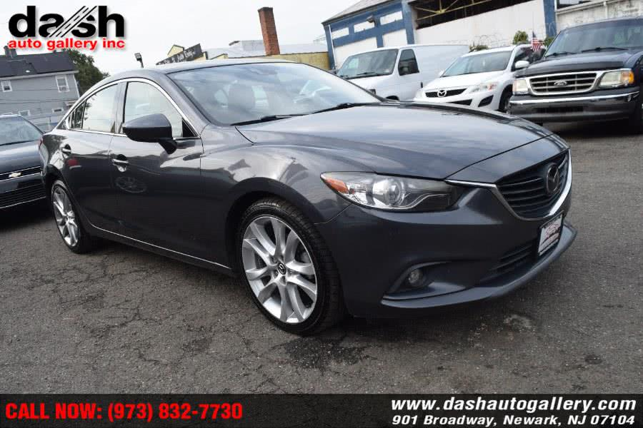 Used Mazda Mazda6 4dr Sdn Auto i Grand Touring 2014 | Dash Auto Gallery Inc.. Newark, New Jersey