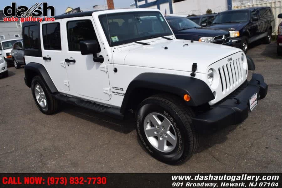 Used Jeep Wrangler Unlimited 4WD 4dr Sport 2014 | Dash Auto Gallery Inc.. Newark, New Jersey