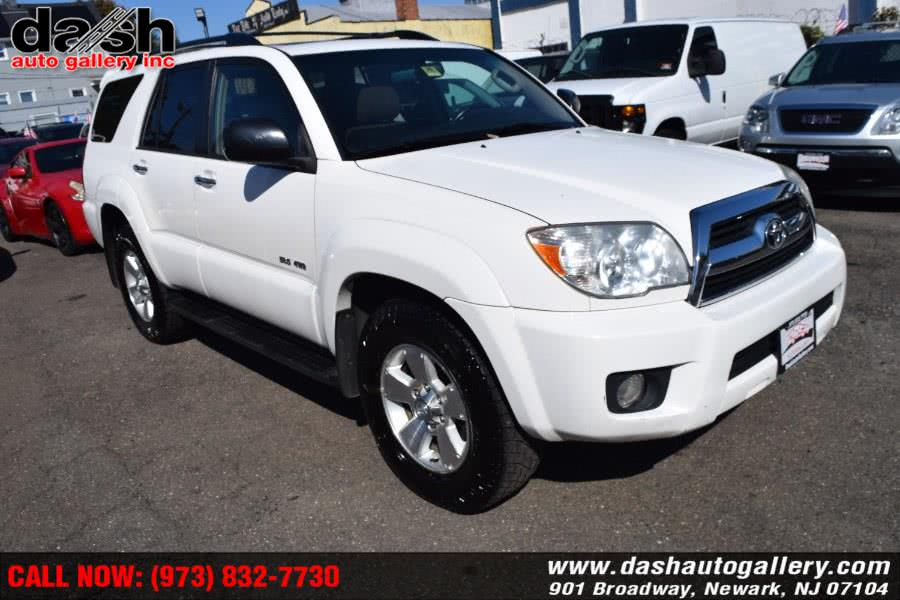 Used Toyota 4Runner 4dr SR5 V6 Auto 4WD 2006 | Dash Auto Gallery Inc.. Newark, New Jersey