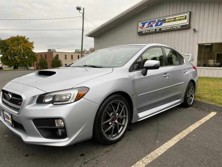 Used 2016 Subaru WRX STI in Berlin, Connecticut | Tru Auto Mall. Berlin, Connecticut
