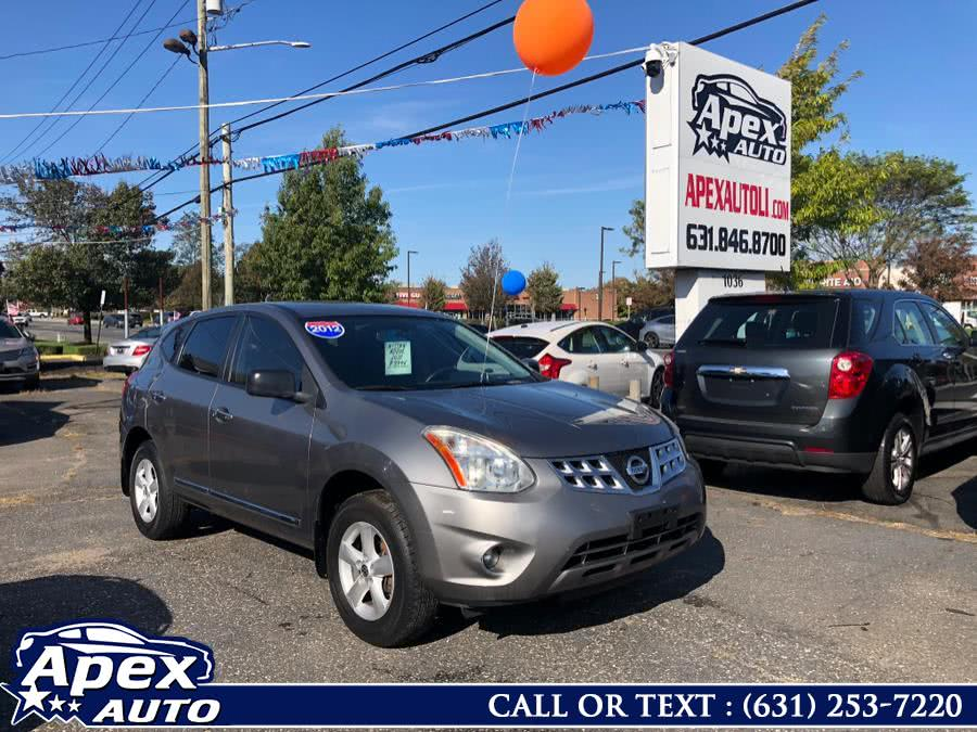 Used Nissan Rogue AWD 4dr SL 2012 | Apex Auto. Selden, New York