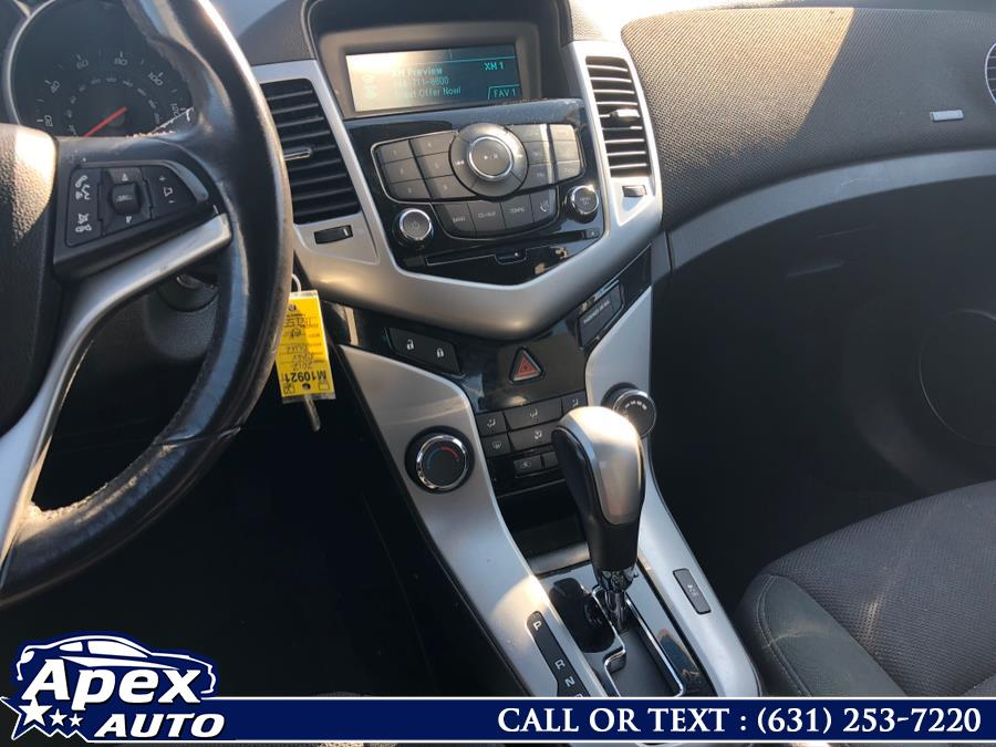 Used Chevrolet Cruze 4dr Sdn LT w/1LT 2012 | Apex Auto. Selden, New York